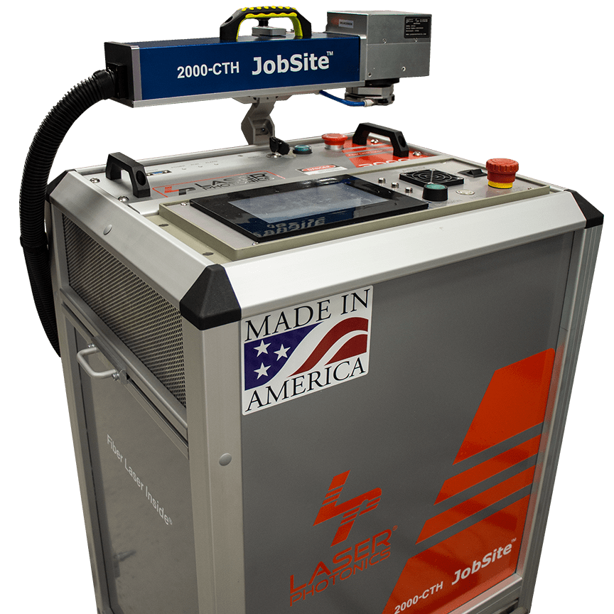 2000-CTH-Jobsite Laser Blaster Control Panel