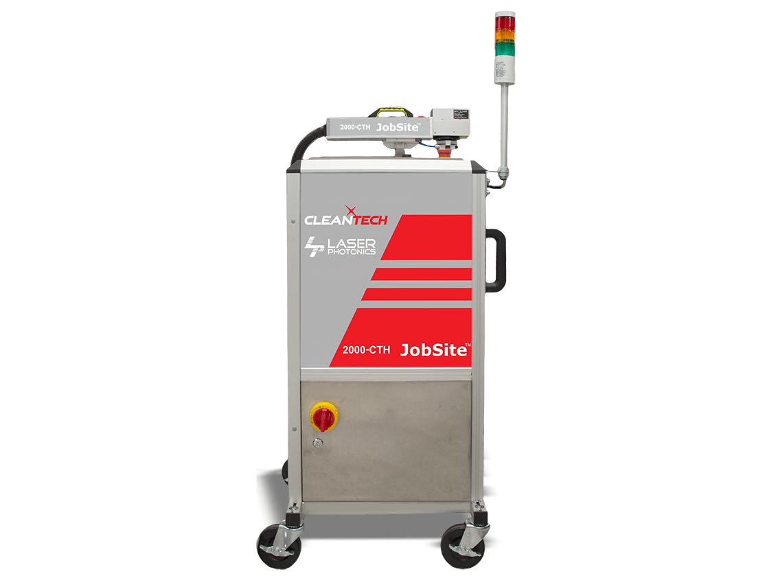 2000 watt laser cleaning machine