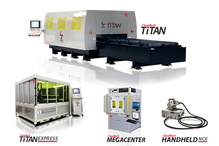 CleanTech Laser Cleaning Systems