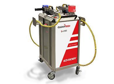 EZ-RIDER Laser Cleaning System