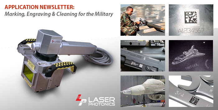 Laser Photonics has 3D metal printing, laser cutting, laser cleaning, OEM solutions, and more laser marking and engraving solutions