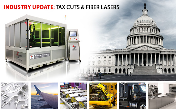 Laser Photonics Industry Update Titan Express laser cutting machine