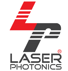 laser photonics vertical logo