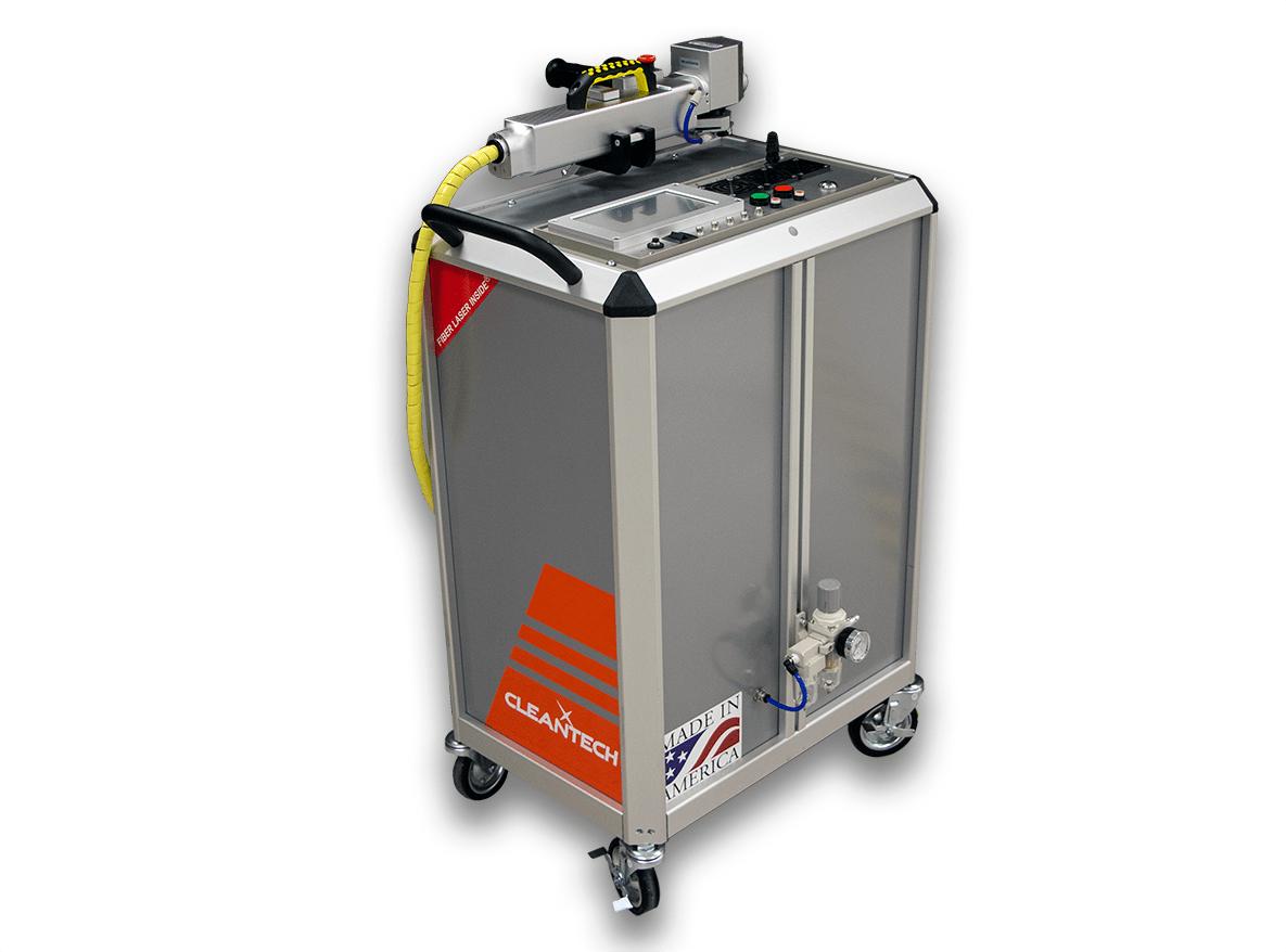 LPC-100-CTH handheld fiber laser machine