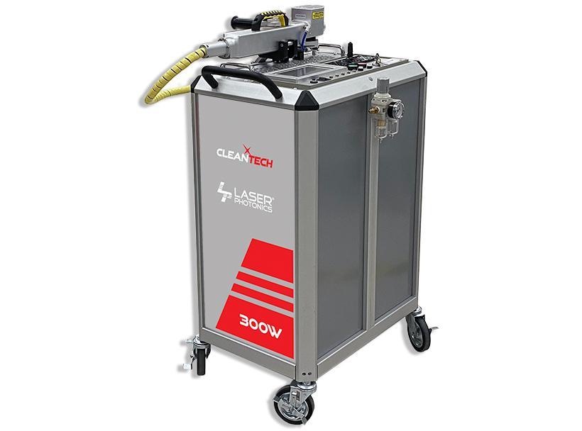 300 Watt Handheld Laser Cleaner
