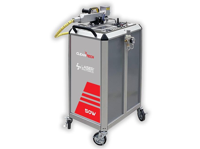 50 W Laser Cleaning Machine