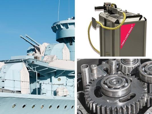 Laser Ablation for Ship Maintenance