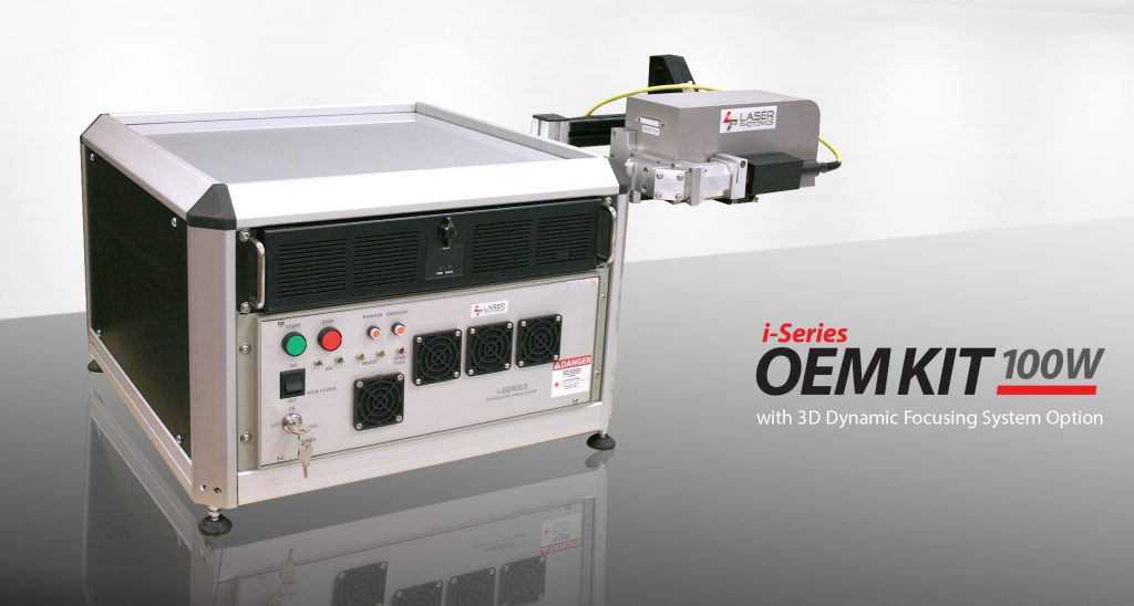 I-Series OEM Laser Kit 100W