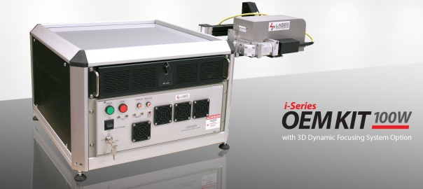 Laser Photonics OEM Kit with 3D Focusing System for laser cutting, laser marking laser engraving and laser cleaning