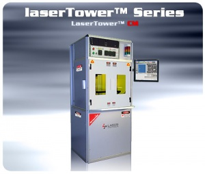 Laser tower professional 3D