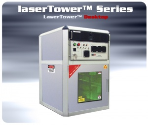 laser desktop machine