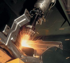lasers in the automotive industry