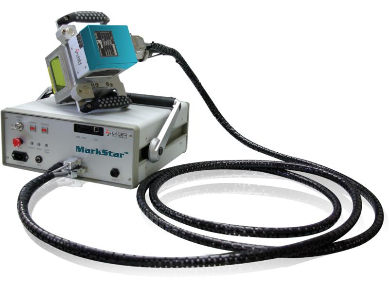 Markstar handheld laser marker