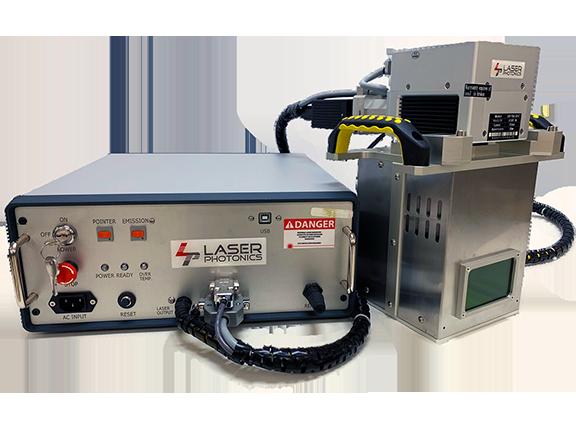 Handheld Laser Marking System