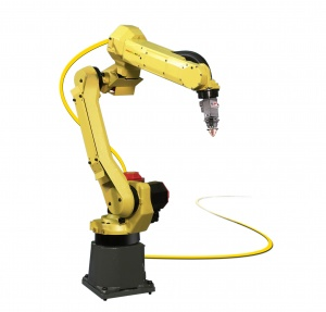 Laser Cutting Robotic Arm