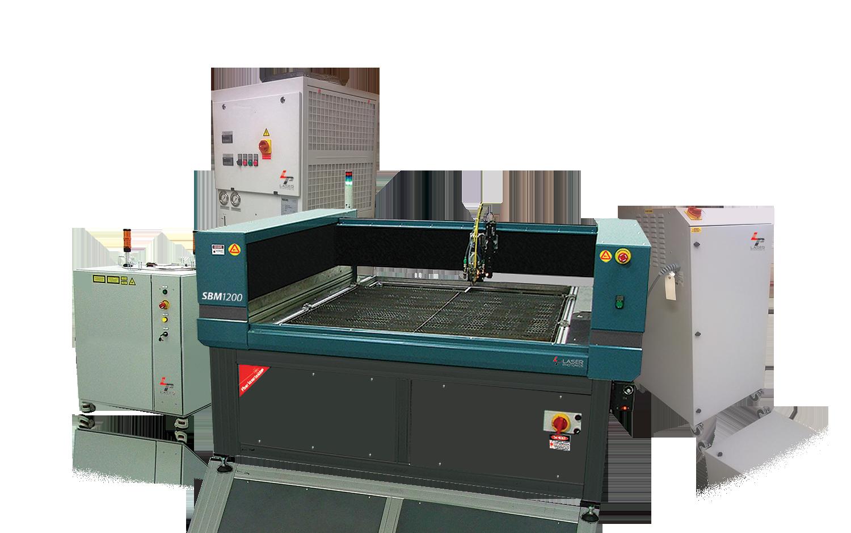 SBM 1200 Industrial Laser  Cutting