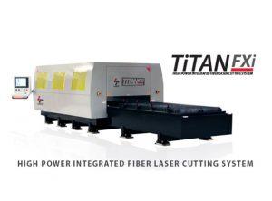 large fiber laser cutting machine