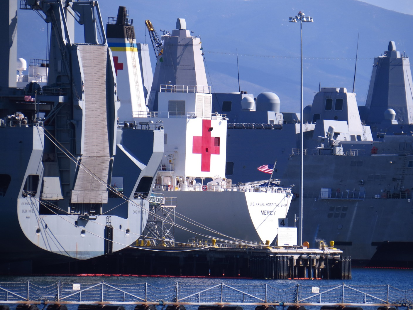 laser systems for united states military ships