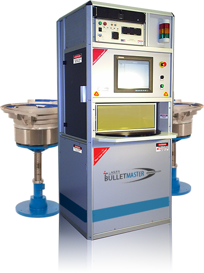 LaserTower™ Bullet Master™ 3D Laser Marking and Laser Engraving System
