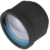 Lense for laser machine