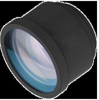 Lense for laser machine