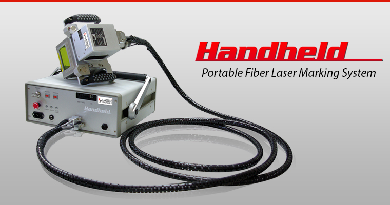 Handheld Laser Marking Systems