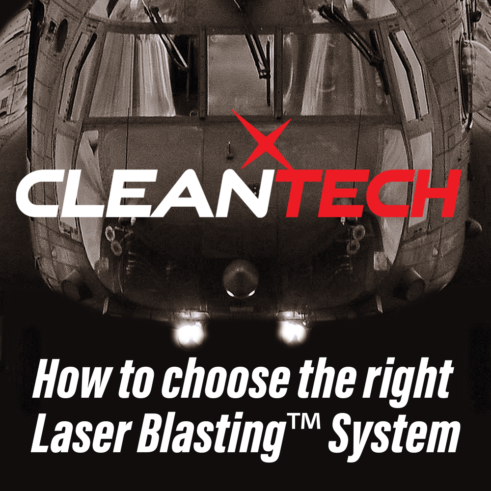 how to choose the right laser blasting system