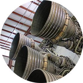 laser cleaning rocket engines