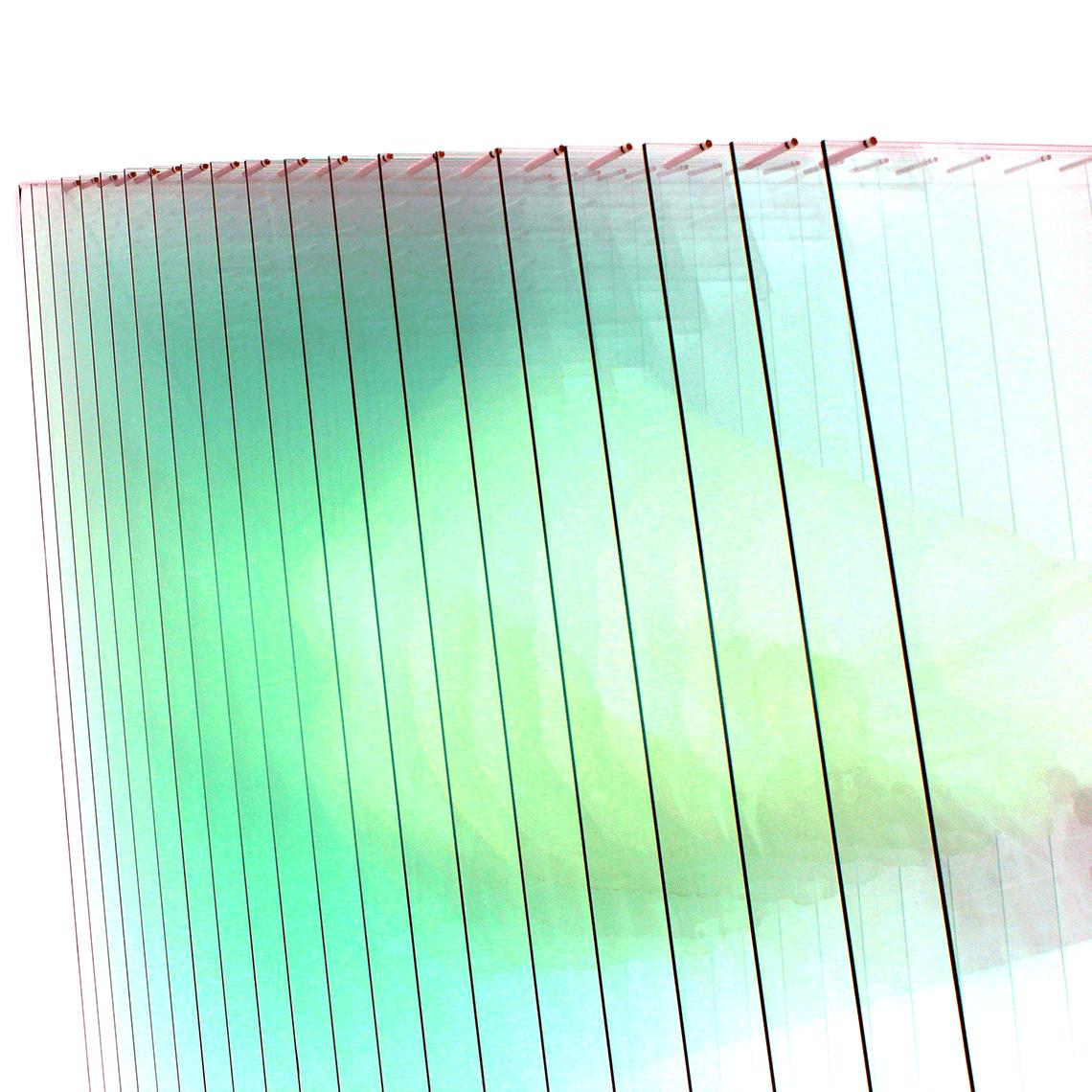 laser glass cutting