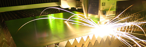 laser photonics laser cutting from the Titan Express fiber laser cutting