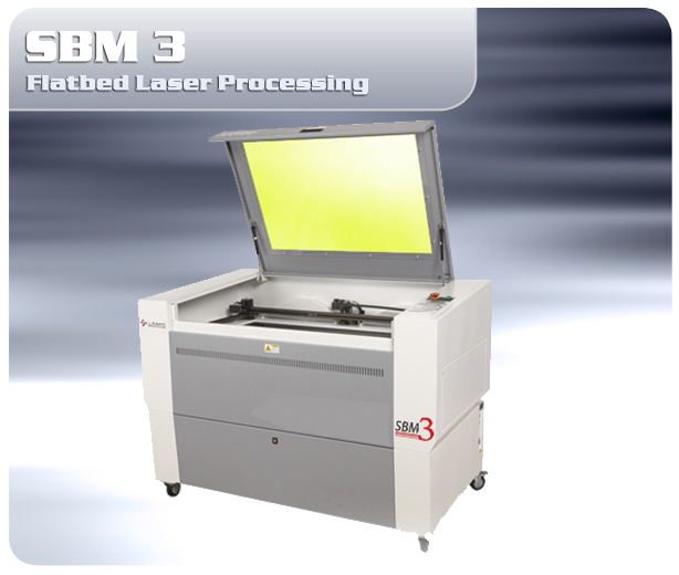 SBM 3 Professional Laser Cutting