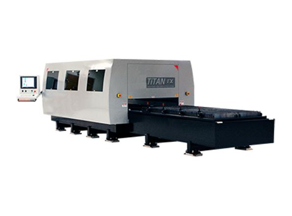 TitanFX Laser Cutting Machine